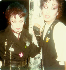 Shannon Wilhelm and Alice Bag (alice_bag) Tags: