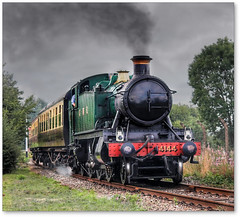 GWR 4144 (Robert Silverwood) Tags: topf25 beautiful train wow wonder geotagged topv333 perfect engine railway loco snap steam locomotive didcot oxfordshire hdr coaches oxon carriages gwr gws greatwesternrailway 3ofakind photomatix 4144 geo:tool=yuancc tophdr hdrfromraw abigfave greatwesternsociety geo:lat=51611848 geo:lon=1243107 tdmtltut