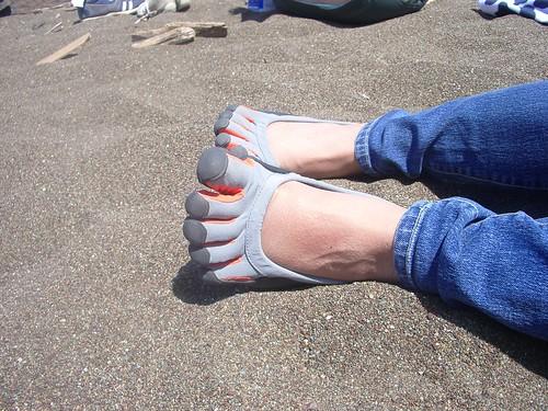 Mai's amazing socks