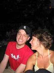 Cheesier (Justine Bursoni) Tags: monika artie pitchforkmusicfestival2006