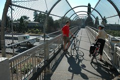 Bryant St. Bike/ped bridge