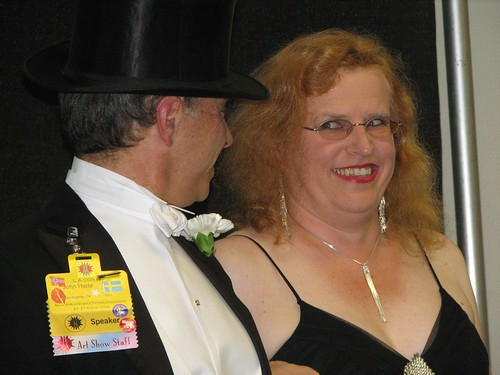 John Hertz & Cheryl Morgan, Best Fan Writer Nominees