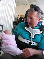 grandpa visit