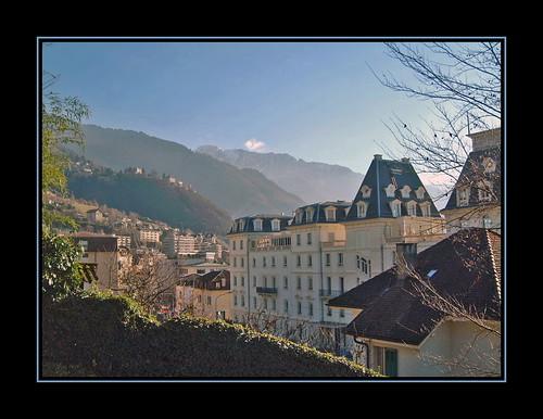 Montreux Architecture