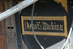 Deus Ex Machina - by mikest