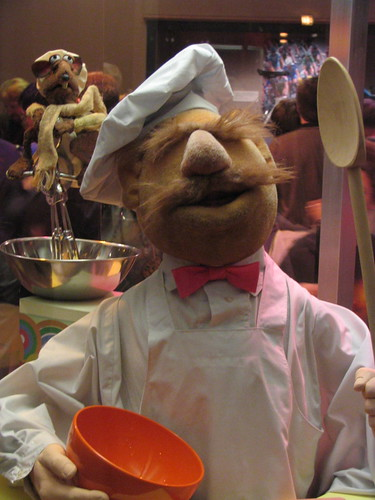 baking class Swedish Chef