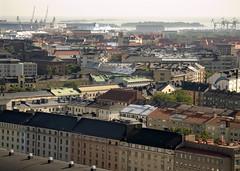 Helsinki (davidharding) Tags: finland helsinki aerial scandanavia