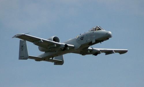 A-10 Thunderbolt II Warthog par brentdanley