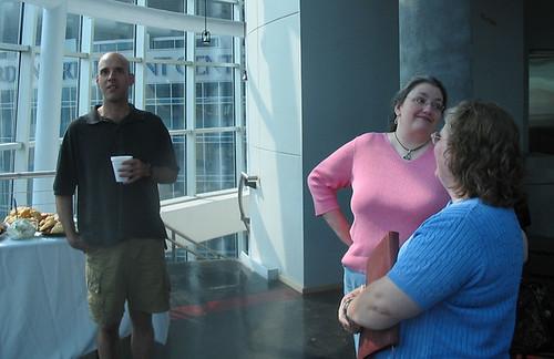 Jon, Kat and Kay