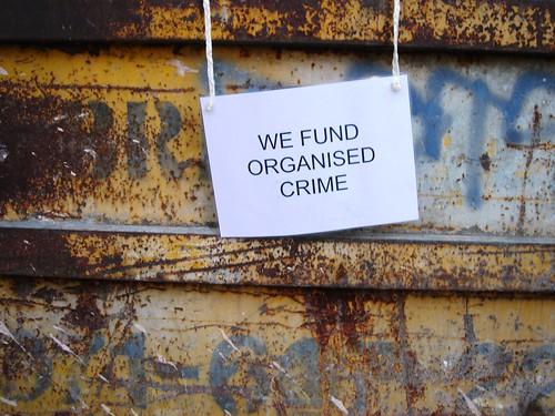 Funding Software Piracy
