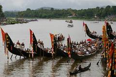 as a group (Renju George) Tags: summer people festival colorful kerala celebration fancy onam boatrace pamba aranmula vallamkali uthruthathi chundanvallam onapattu
