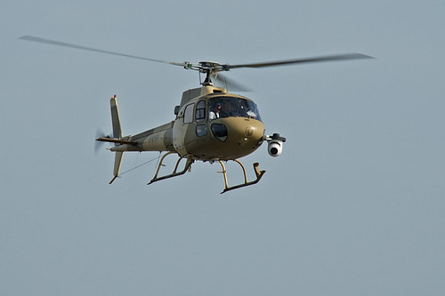 Reporter's Copter