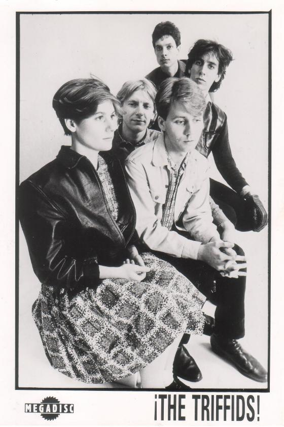 Triffids Promo photo