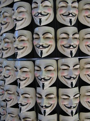 V for Vendetta (vyxle) Tags: japan tokyo pattern mask shibuya guyfawkes explore v vforvendetta anonymous anon vendetta explore480