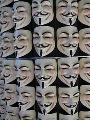 V for Vendetta (vyxle) Tags: japan tokyo pattern mask shibuya guyfawkes explore v vforvendetta anonymous anon vendetta explore480