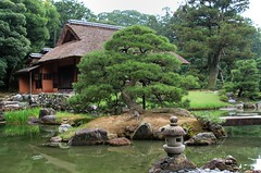 Katsura Imperial Villa Kyoto Japan 08/2006