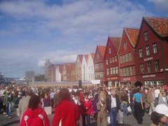 Post card Bergen...