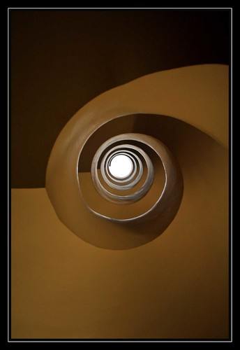 The upward spiral