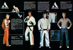 the Chuck Norris catalog (raindog808) Tags: martialarts advertisment chucknorris