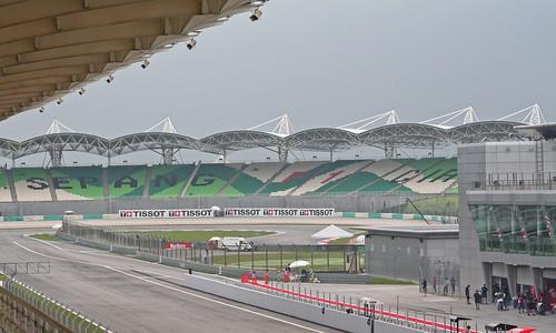 Circuito de Sepang Malasia