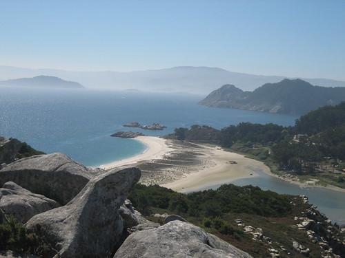 Illas Cíes e Monteferro