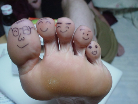 Toe Family L