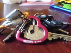 I heart my bunch of keys :) di 23bit_grrrl
