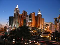 New York-New York Hotel and Casino, Las Vegas Strip, Las Vegas, Nevada