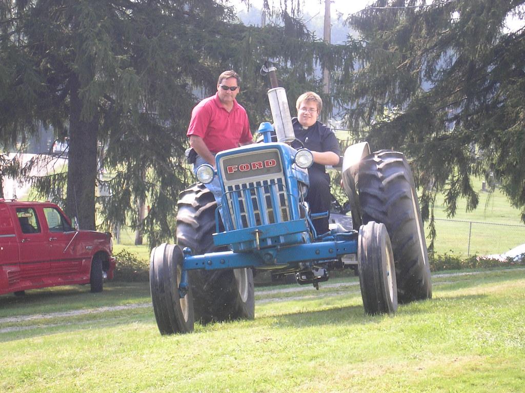 Tractor Sunday