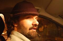 Modello turco (nulla) Tags: man face friend sguardo spike viso turco peperino
