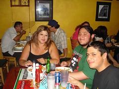 August 29, 2006 - Kickoff Dinner