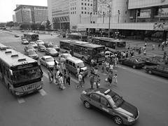 transportation chaos