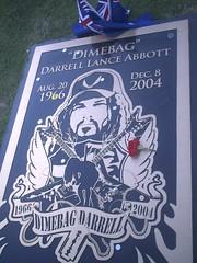 Dime's Grave 2 (Kimmolation) Tags: arlington texas kim dime pantera