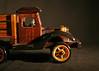 Half a Wooden Truck (Brett A. Fernau) Tags: wood truck toy cdrxt deadeyebart brettfernau utatainhalf