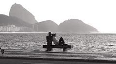 O poeta (jcfilizola) Tags: rio copacabana podeaucar carlosdrumond