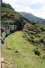 Ooty - Coonoor Train Ride