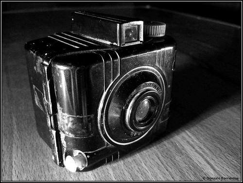 Kodak Baby Brownie Special.