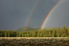 Rainbows (bob2506eos) Tags: sky storm weather canon rainbow grandtetonnationalpark