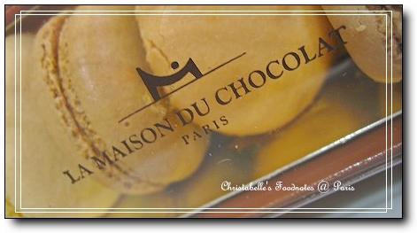 [九區] La Maison du Chocolat