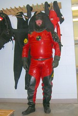 DSCN0273 (rubberman_rod) Tags: dry scuba diving rubber suit viking drysuit