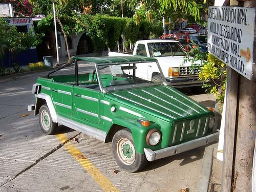 VW Safari/Thing