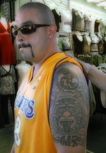 aztec tattoos. Designs of Aztec Tattoos