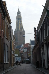 Groningen - A Kerk (CharlesFred) Tags: street city streets holland netherlands town october break walk nederland streetphotography 2006 fred groningen centrum stad noord stadje noordnederland groningengrunnen herfstvacantie grunnen
