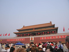 IMG_0697.JPG (Bracuta) Tags: china travel viaje beijing tiananmensquare tiananmengate vacations vacaciones plazatiananmen puertadetiananmen
