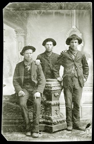 Three Stooges, The Beginning