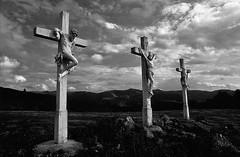 Les éoliennes (Pablo escogrif) Tags: christ zb pays basque acrobate euskadi crucifixion ainoha guillaumemassardier