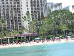 Hilton@Hawaiian Village Waikiki Beach Resort (allanwenchung) Tags: architecture hotel honoluluhi