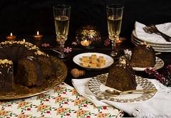 Bundt cake de turrón y chocolate (Frabisa) Tags: bundtcake bizcocho turron chocolate navidad casero dulce desayuno merienda cake christmas home sweet breakfast