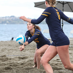 PAC-12 North Invitational 2018-FT4I2443 (Pacific Northwest Volleyball Photography) Tags: beachvolleyball ncaa pac12 pac12bvb alkibeach seattle