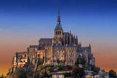Mont Saint-Michel (Antonio Vaccarini) Tags: montsaintmichel unescoworldheritagesite manche normandie normandy normandia france francia canoneos7d canonef24105mmf4lisusm antoniovaccarini
